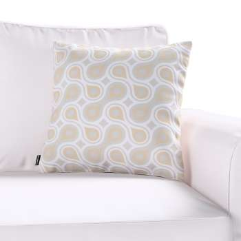 Kinga cushion cover 43 × 43 cm (17 × 17 inch) in collection Flowers, fabric: 311-11