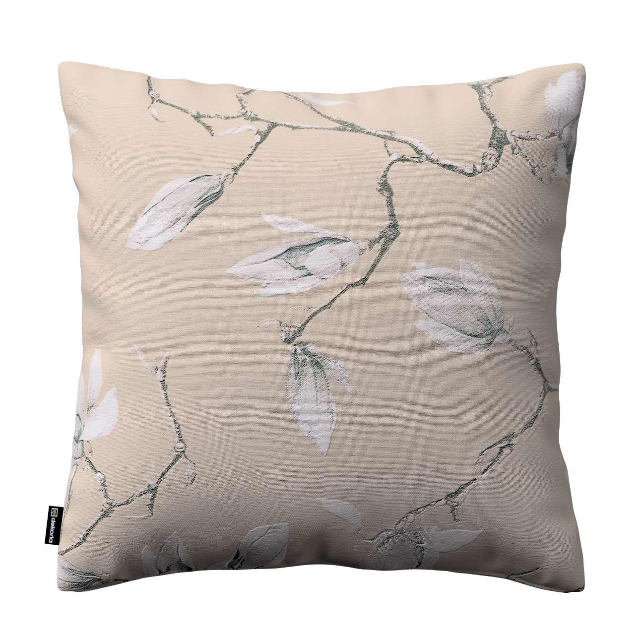 Kinga dekoratyvinės pagalvėlės užvalkalas 43 x 43 cm kolekcijoje Flowers, audinys: 311-12