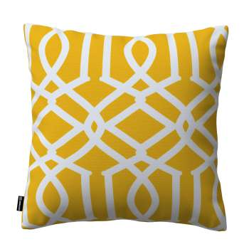 Kinga cushion cover 43 × 43 cm (17 × 17 inch) in collection Comics/Geometrical, fabric: 135-09
