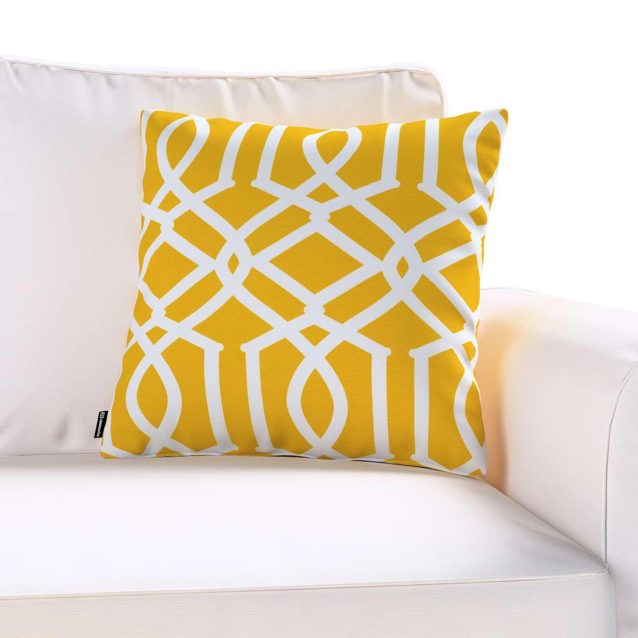 Kinga dekoratyvinės pagalvėlės užvalkalas 43 × 43 cm kolekcijoje Comics Prints, audinys: 135-09