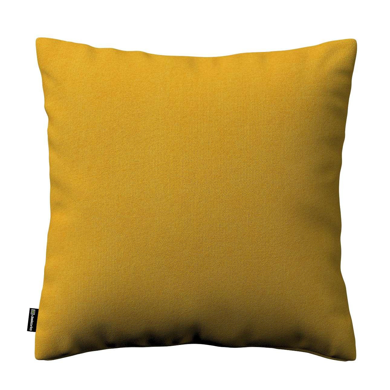 Kinga dekoratyvinės pagalvėlės užvalkalas 43 × 43 cm kolekcijoje Etna , audinys: 705-04