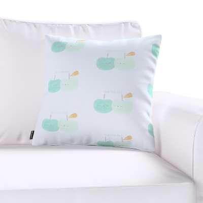Poszewka Kinga na poduszkę w kolekcji Apanona do -50%, tkanina: 151-02