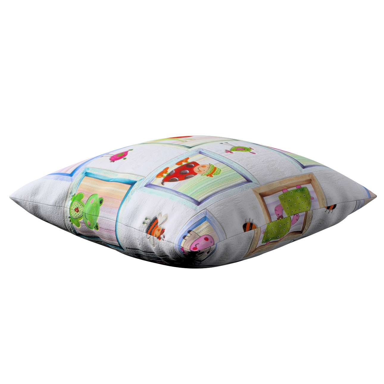 Kinga cushion cover 43 x 43 cm (17 x 17 inch) in collection Apanona, fabric: 151-04