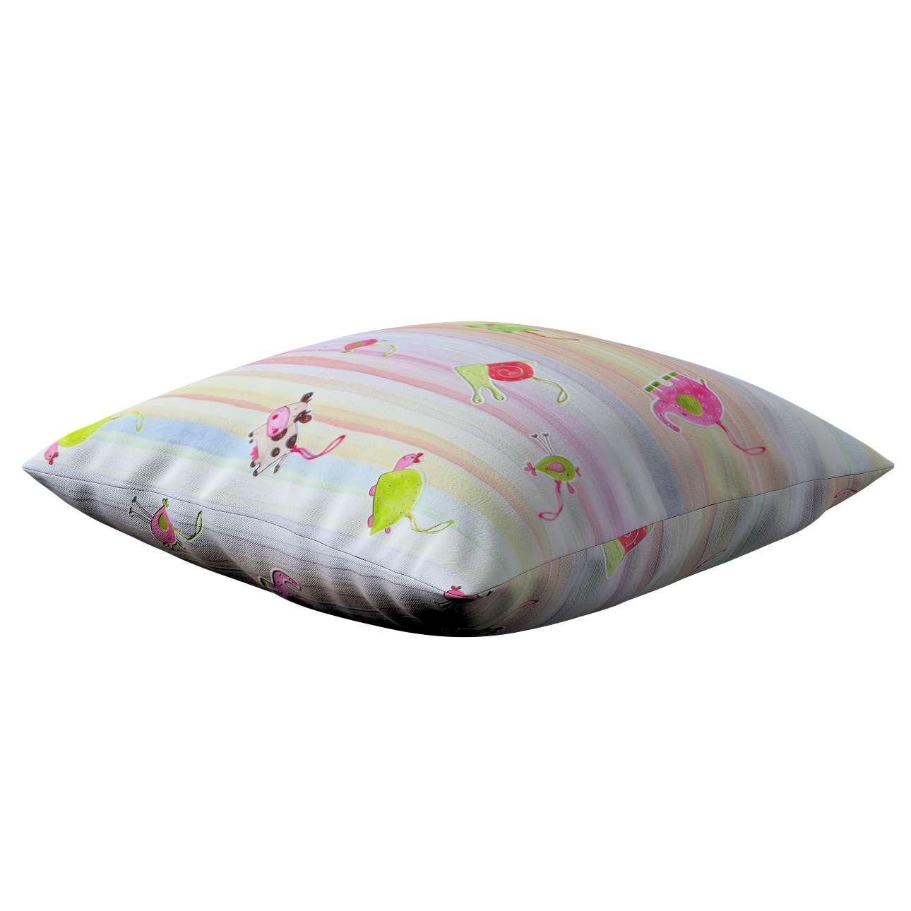 Kinga dekoratyvinės pagalvėlės užvalkalas 43 x 43 cm kolekcijoje Apanona, audinys: 151-05