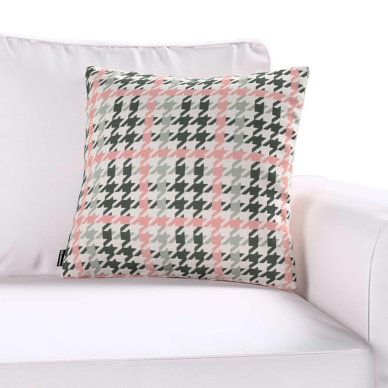 Kinga dekoratyvinės pagalvėlės užvalkalas kolekcijoje Brooklyn, audinys: 137-75