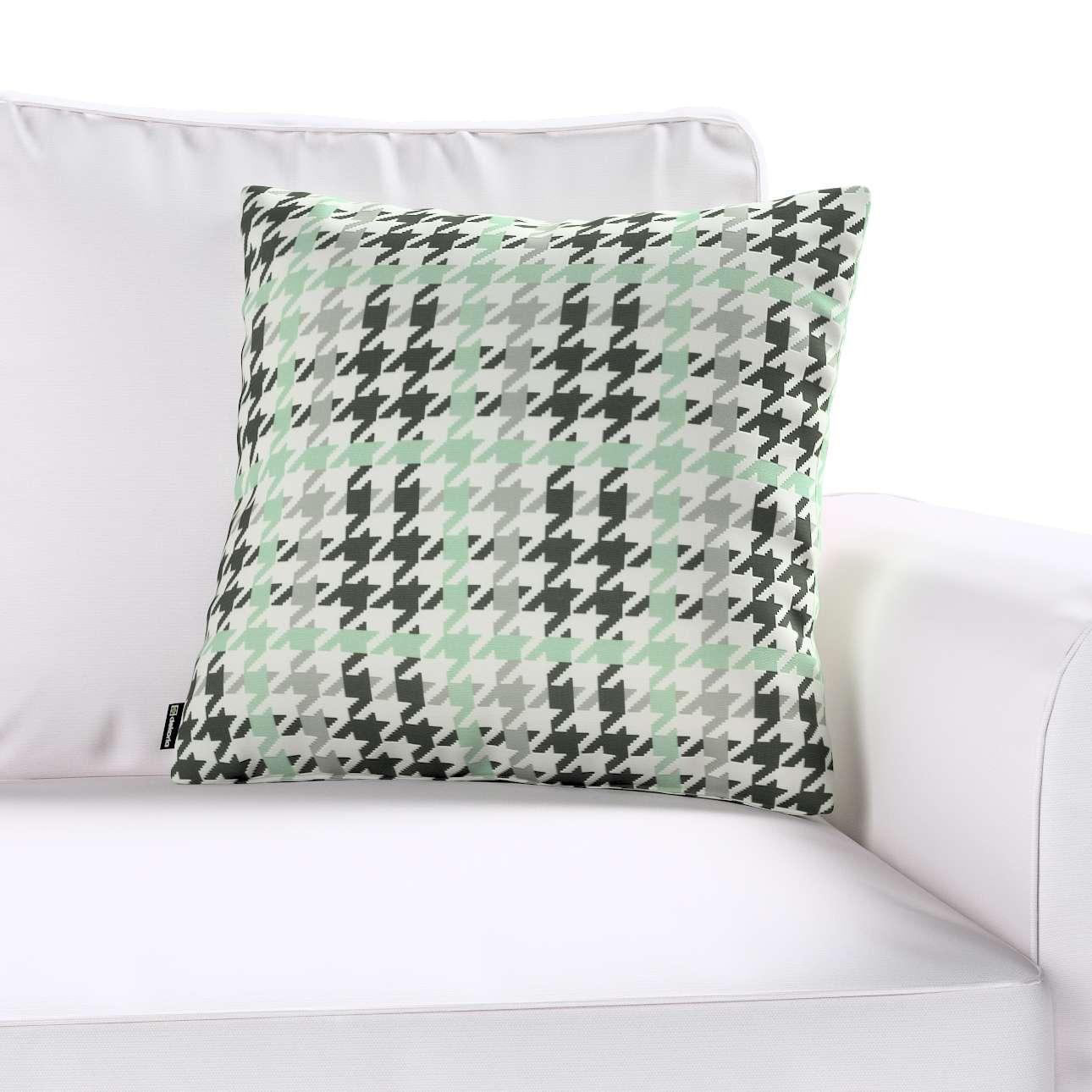 Poszewka Kinga na poduszkę w kolekcji Brooklyn, tkanina: 137-77