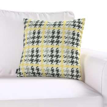 Poszewka Kinga na poduszkę w kolekcji Brooklyn, tkanina: 137-79