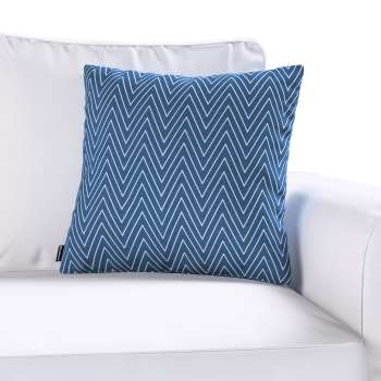 Poszewka Kinga na poduszkę 43 x 43 cm w kolekcji Brooklyn, tkanina: 137-88
