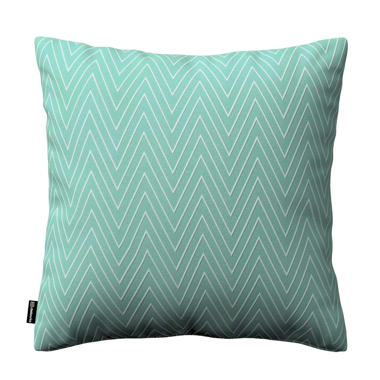 Poszewka Kinga na poduszkę w kolekcji Brooklyn, tkanina: 137-90