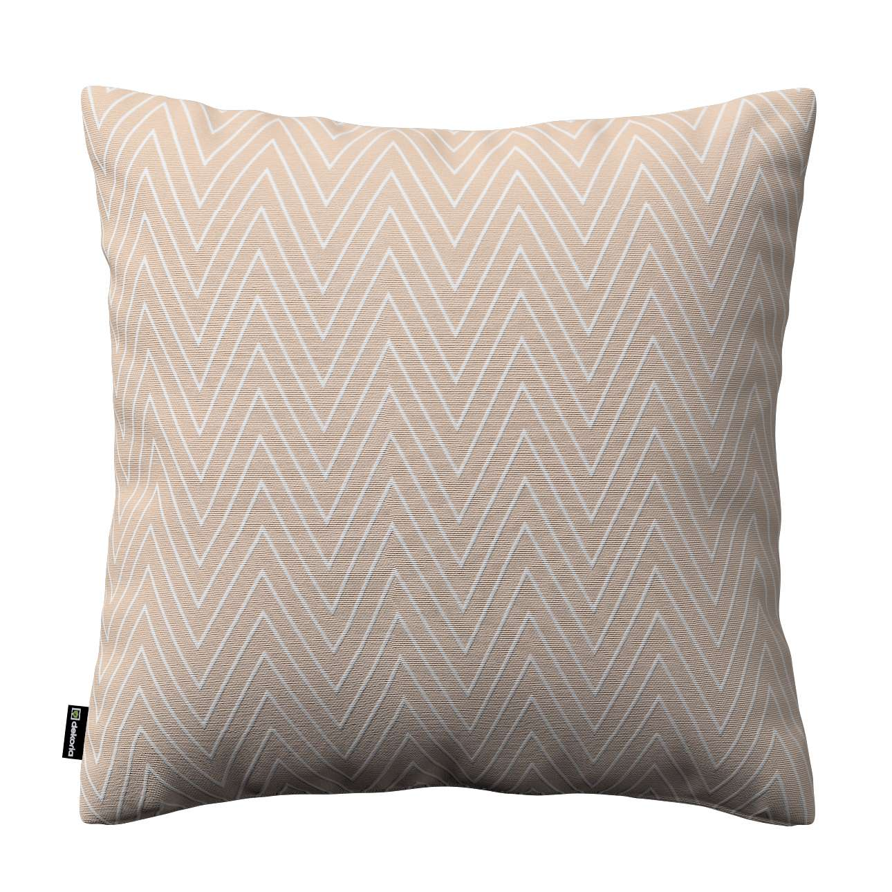 Kinga cushion cover 43 x 43 cm (17 x 17 inch) in collection Brooklyn, fabric: 137-91