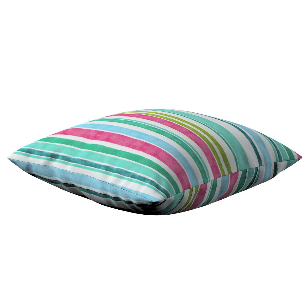 Kinga cushion cover 43 × 43 cm (17 × 17 inch) in collection Monet, fabric: 140-03