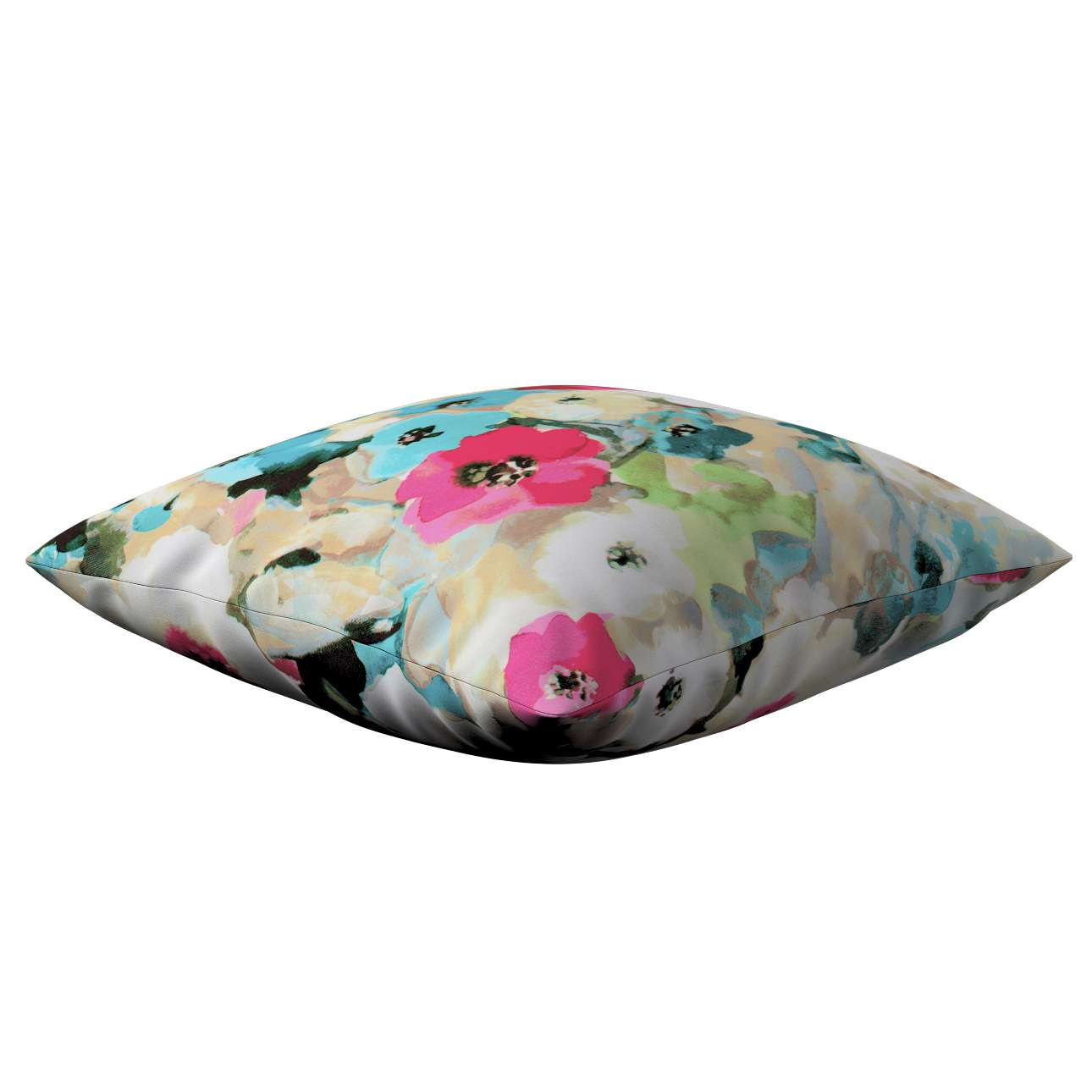 Kinga cushion cover in collection Monet, fabric: 140-08