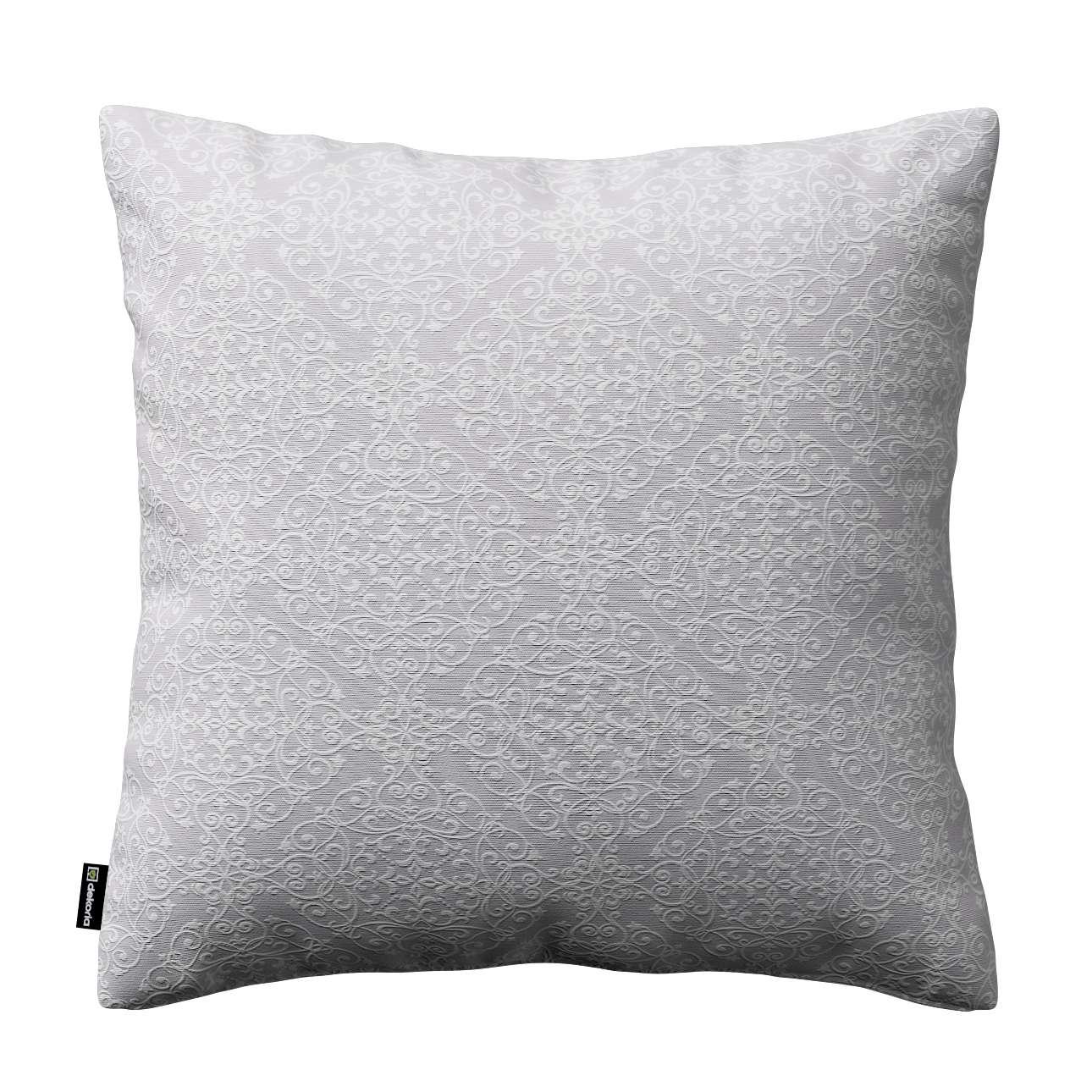 Kinga dekoratyvinės pagalvėlės užvalkalas 43 x 43 cm kolekcijoje Flowers, audinys: 140-38