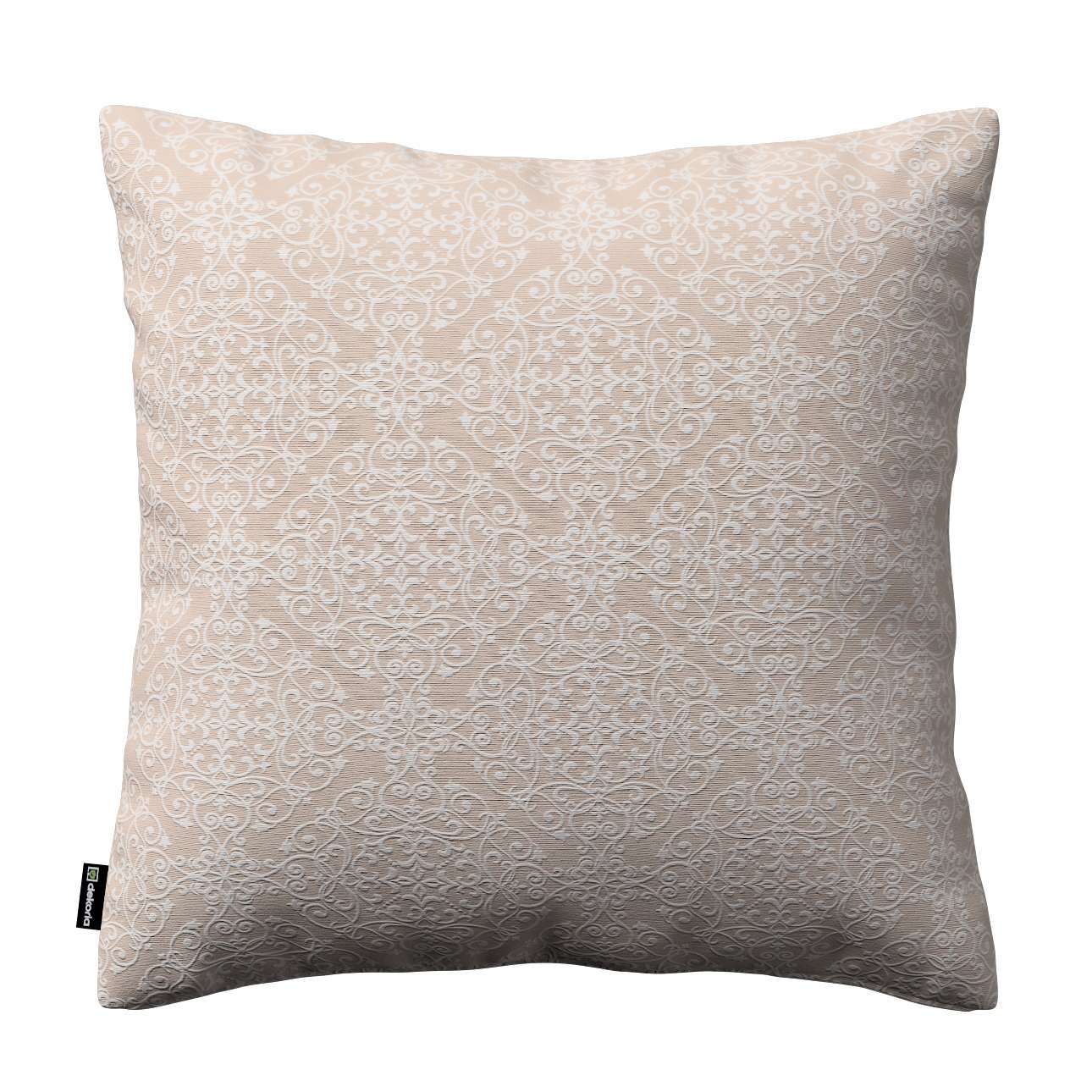 Kinga cushion cover 43 x 43 cm (17 x 17 inch) in collection Flowers, fabric: 140-39