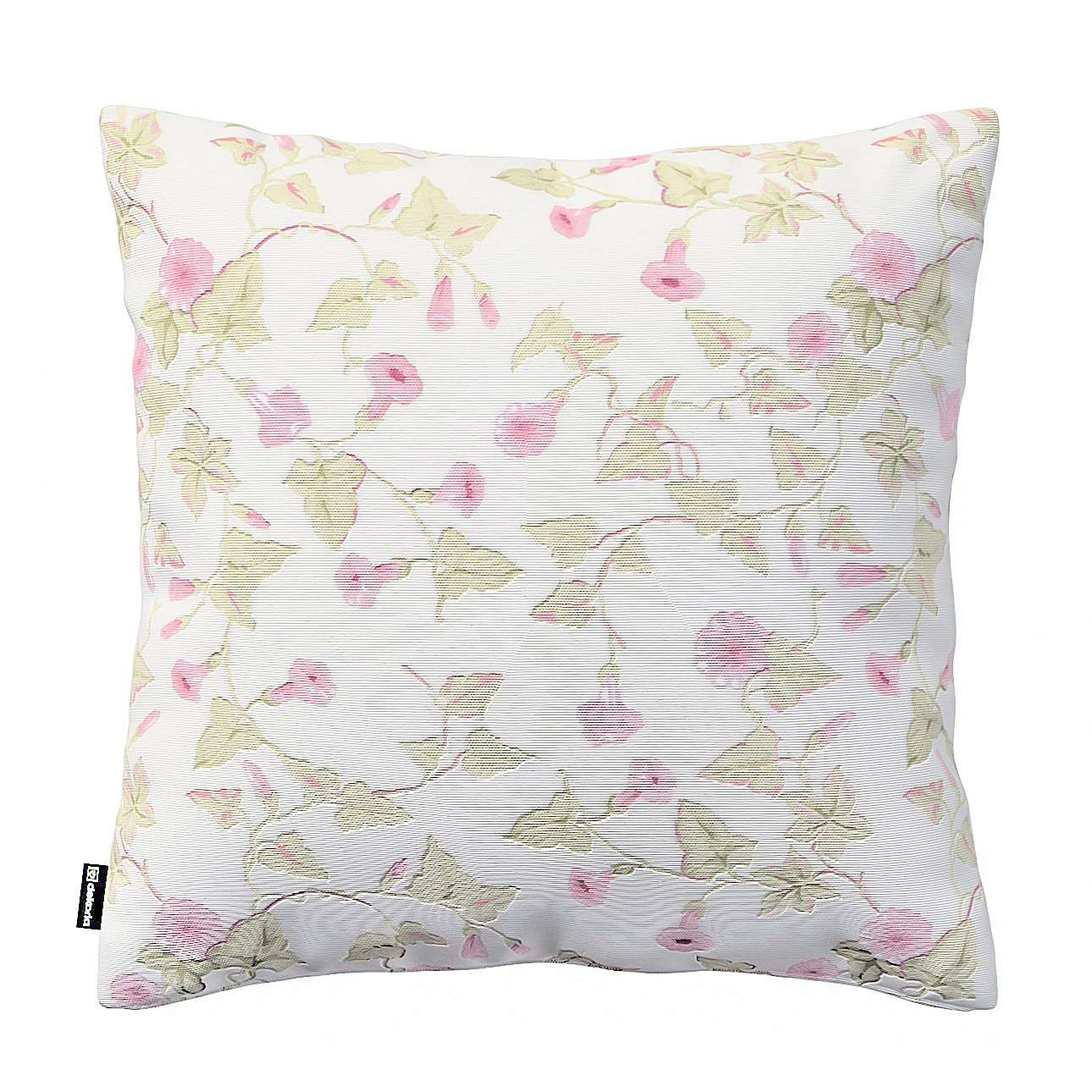 Kinga cushion cover 43 × 43 cm (17 × 17 inch) in collection Mirella, fabric: 140-41