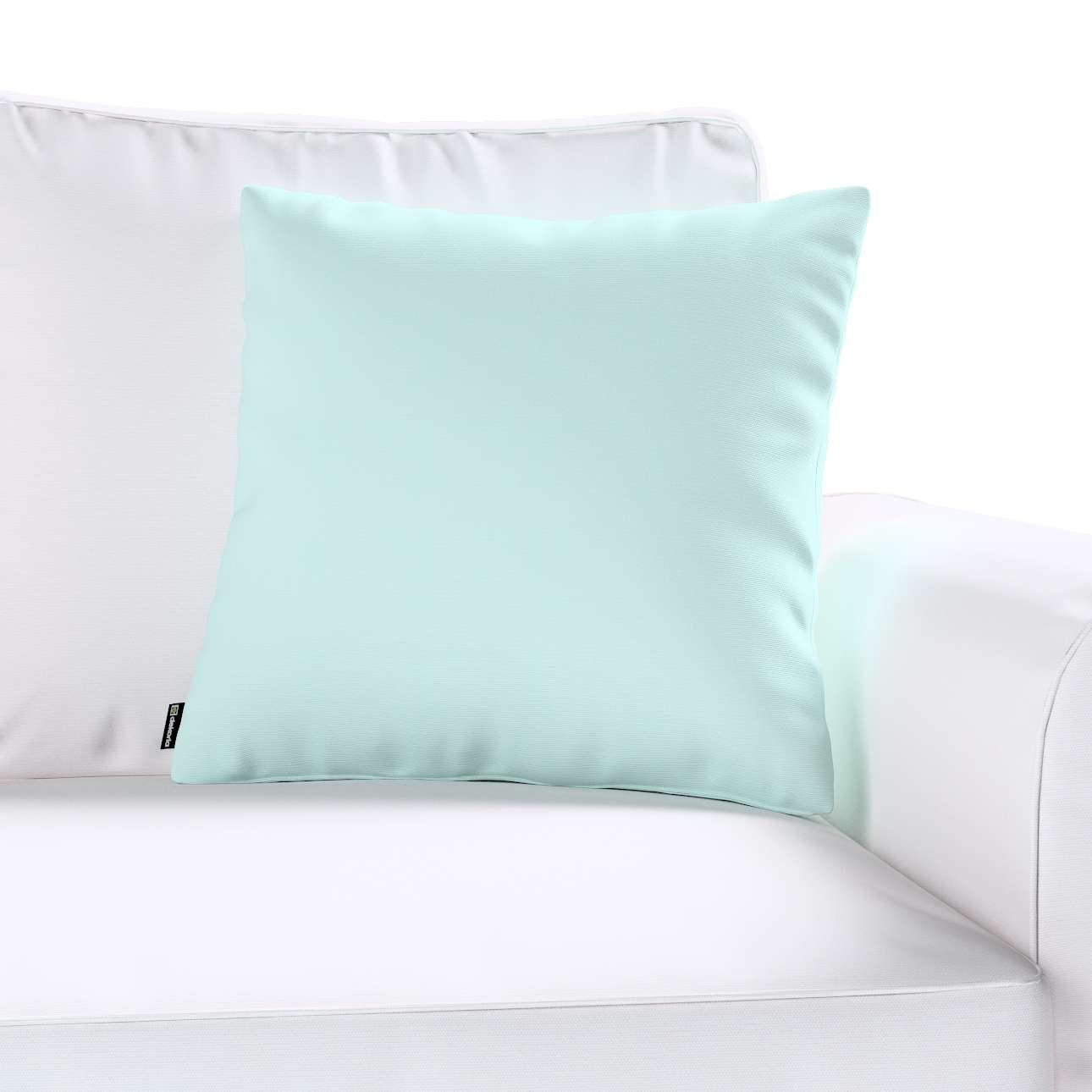 Kissenhülle Kinga von der Kollektion Cotton Panama, Stoff: 702-10