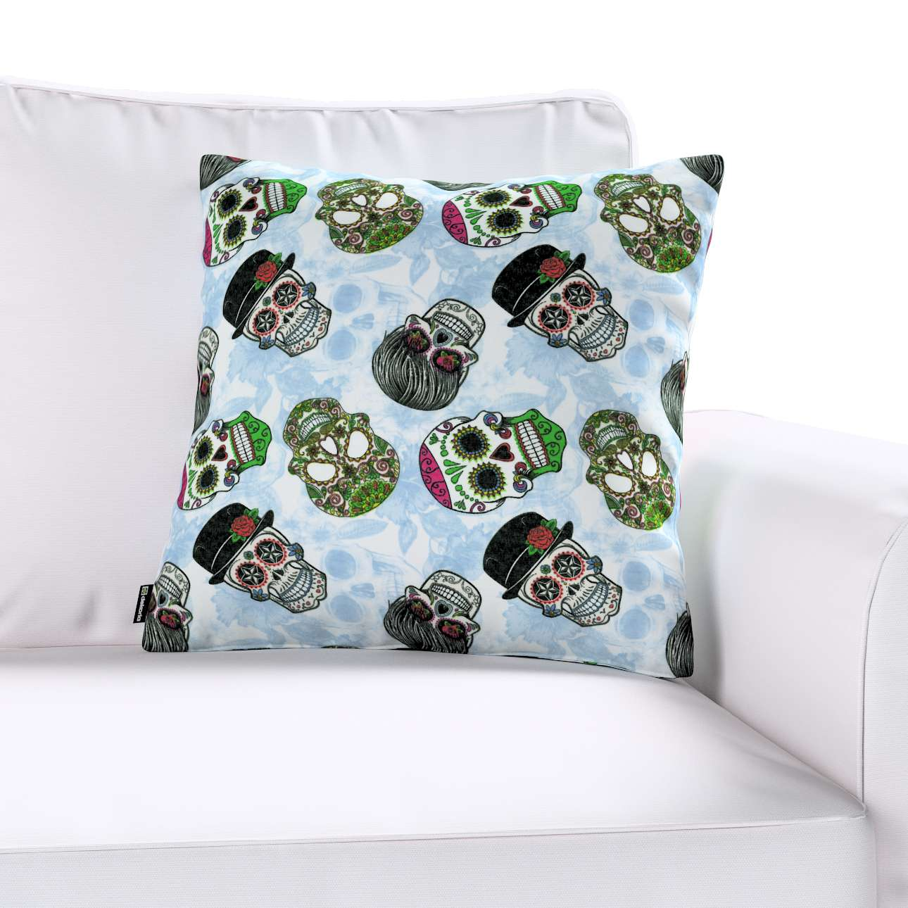 Kinga cushion cover in collection Freestyle, fabric: 141-01