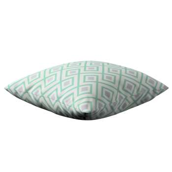 Kinga cushion cover 43 x 43 cm (17 x 17 inch) in collection Geometric, fabric: 141-45