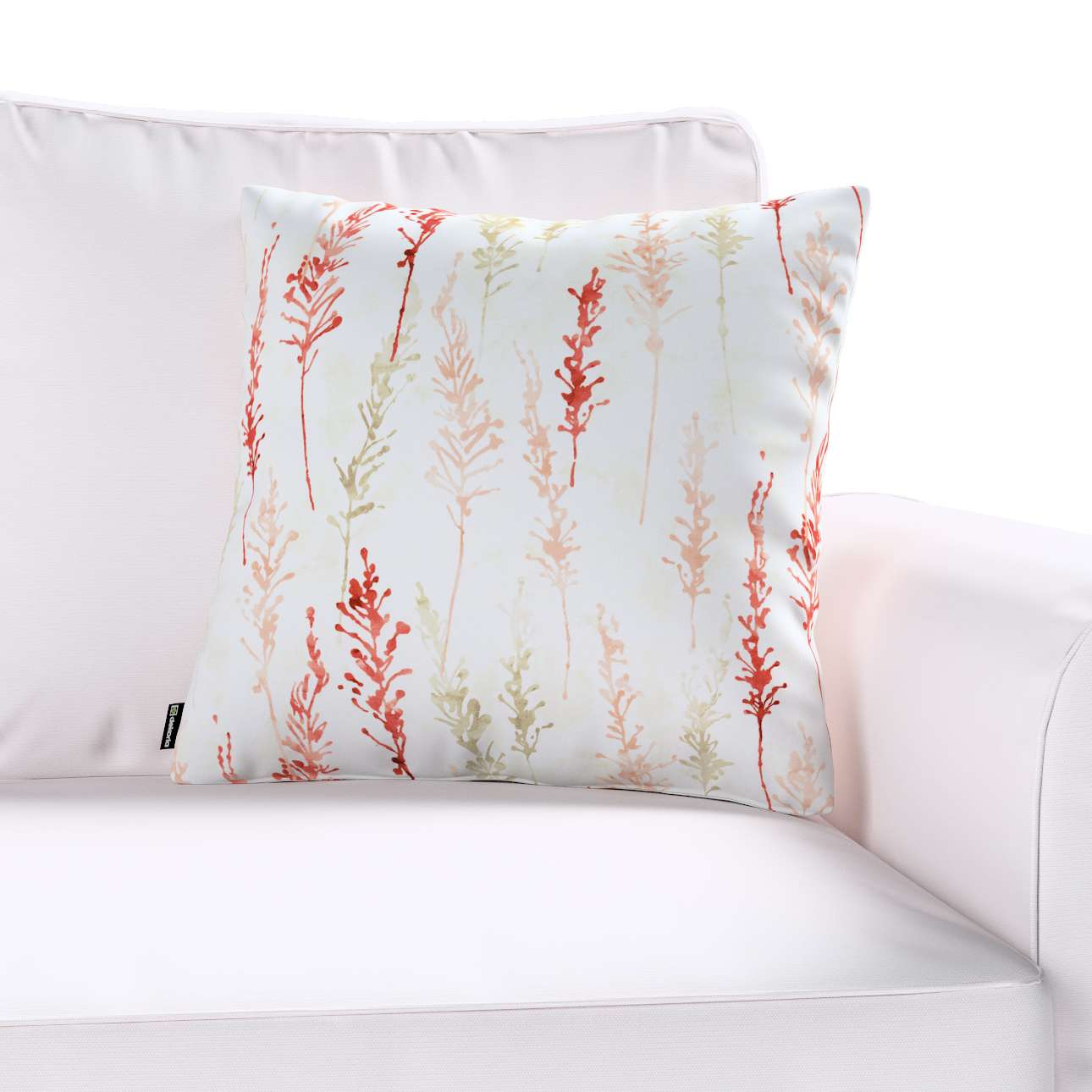 Kinga cushion cover 43 x 43 cm (17 x 17 inch) in collection Acapulco, fabric: 141-37
