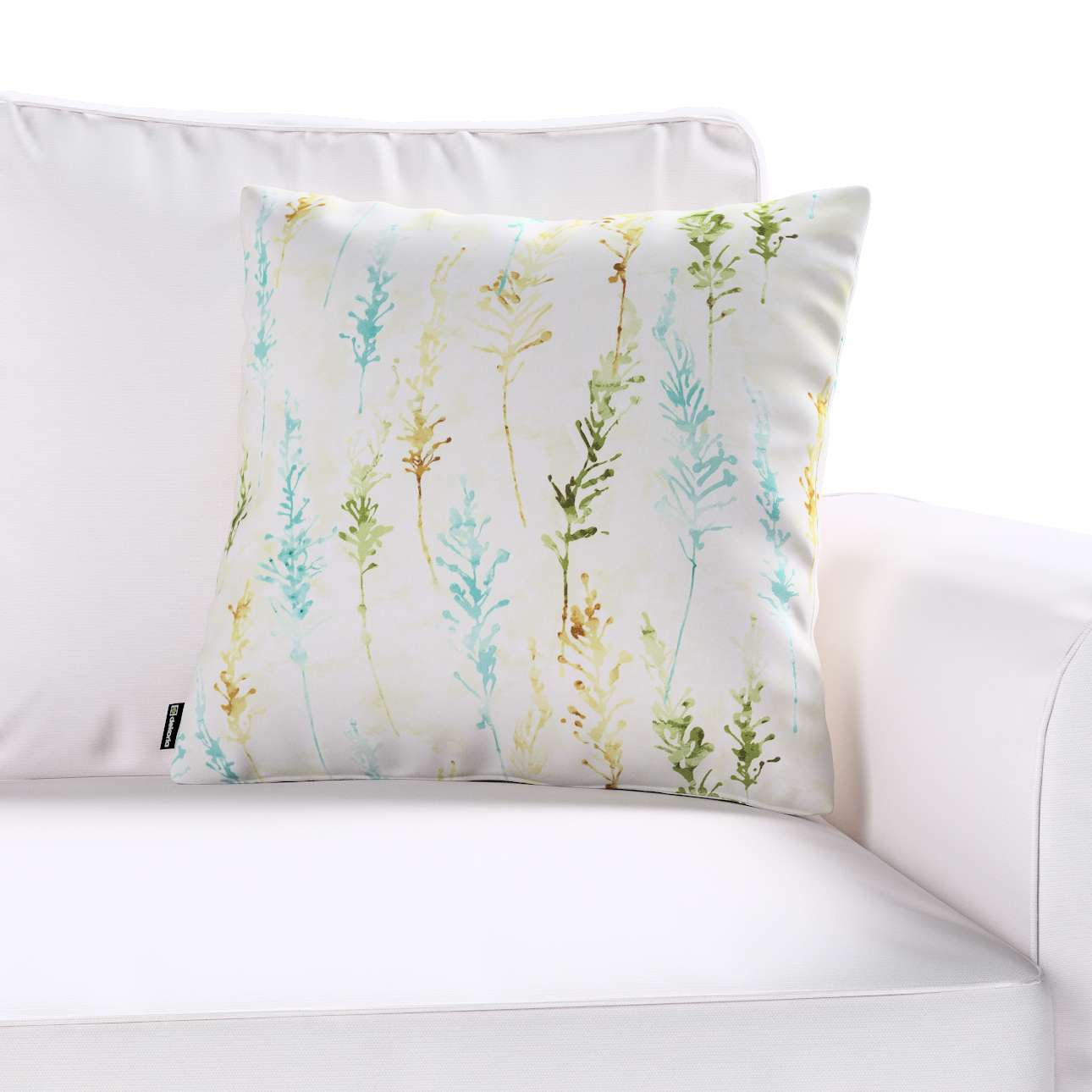 Kinga cushion cover 43 x 43 cm (17 x 17 inch) in collection Acapulco, fabric: 141-38