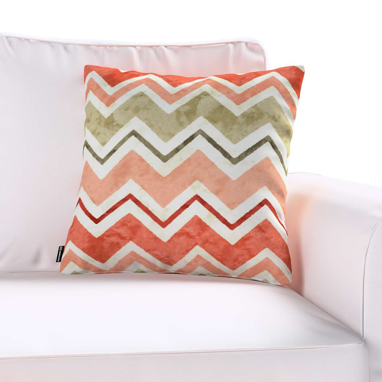 Kinga cushion cover 43 × 43 cm (17 × 17 inch) in collection Acapulco, fabric: 141-40