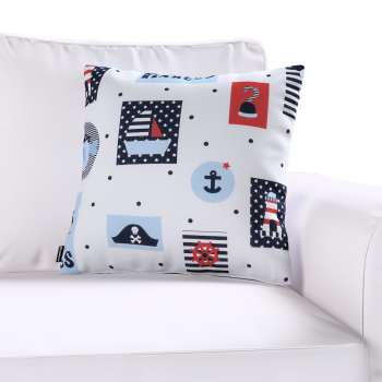 Kinga cushion cover 43 x 43 cm (17 x 17 inch) in collection Little World, fabric: 141-29
