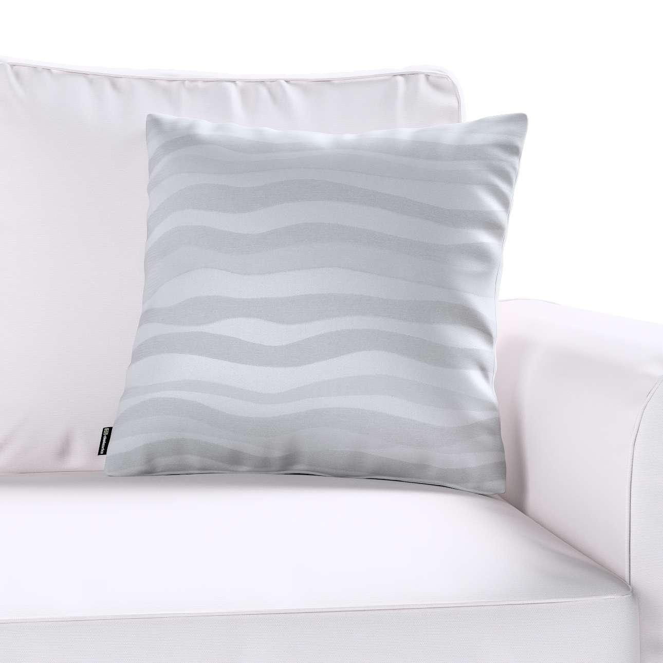 Poszewka Kinga na poduszkę w kolekcji Damasco, tkanina: 141-72