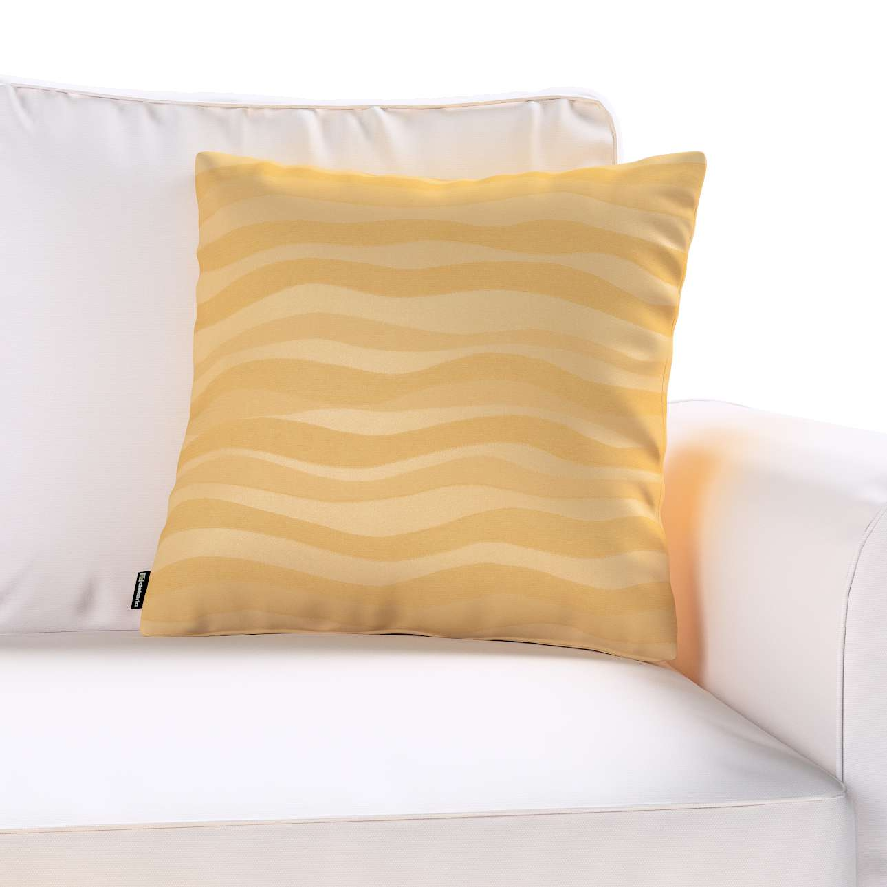 Kinga cushion cover in collection Damasco, fabric: 141-74