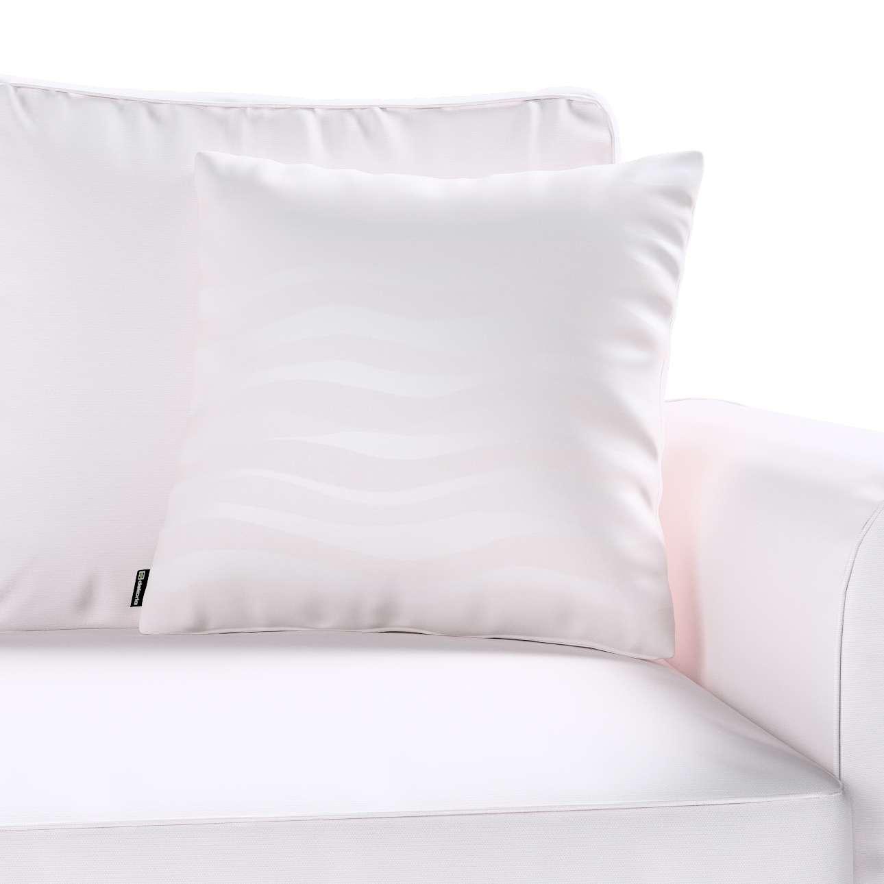 Poszewka Kinga na poduszkę w kolekcji Damasco, tkanina: 141-87