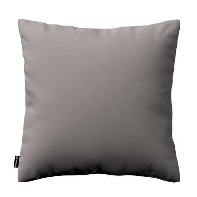 Kinga dekoratyvinės pagalvėlės užvalkalas 704-11 Pilkšva prigesinta Kolekcija Velvetas/Aksomas