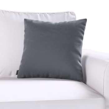 Poszewka Kinga na poduszkę w kolekcji Velvet, tkanina: 704-12