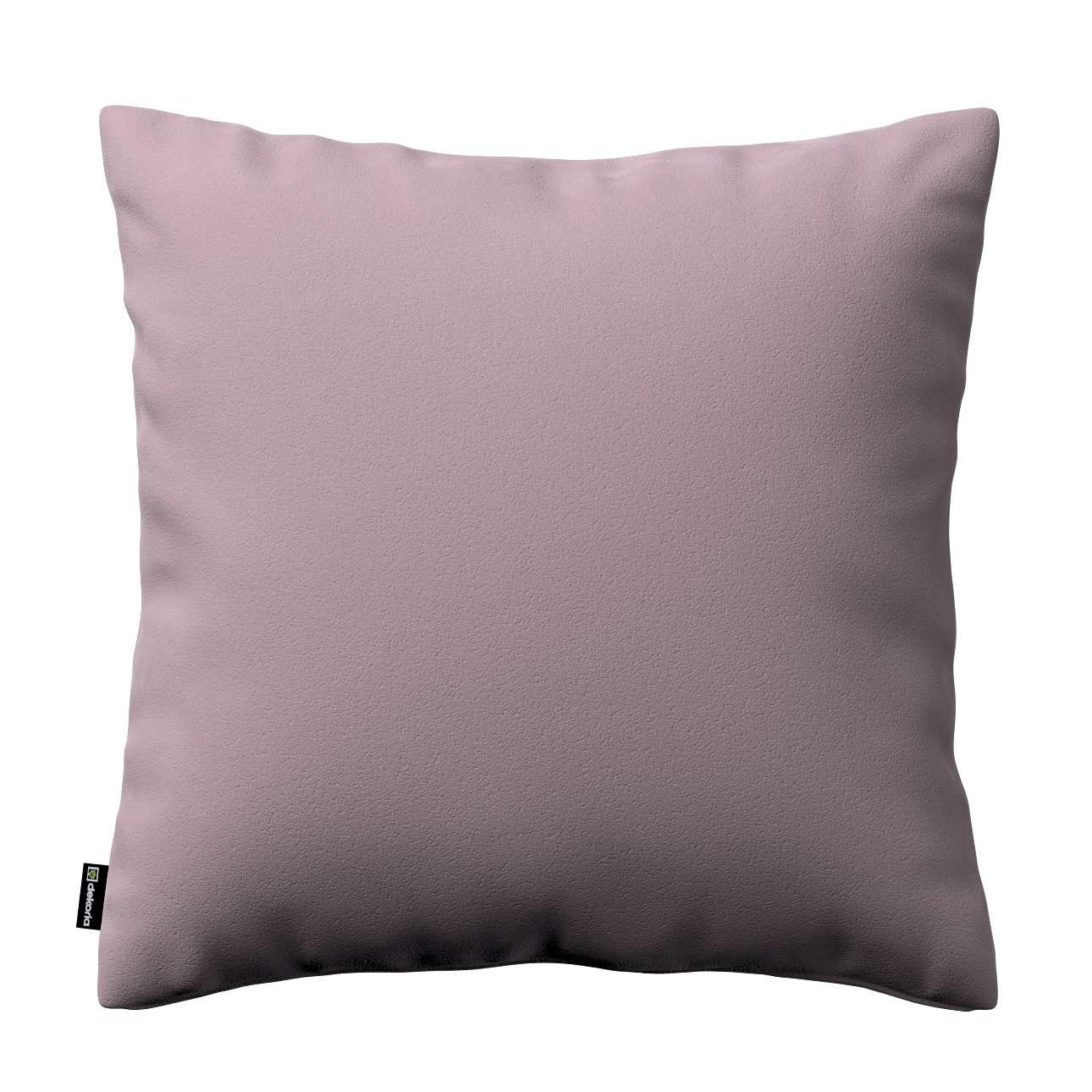 Kinga dekoratyvinės pagalvėlės užvalkalas kolekcijoje Velvet/Aksomas, audinys: 704-14