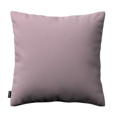 Kinga - potah na polštář jednoduchý 704-14 tlumená růžová Kolekce Velvet