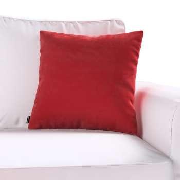 Poszewka Kinga na poduszkę w kolekcji Velvet, tkanina: 704-15