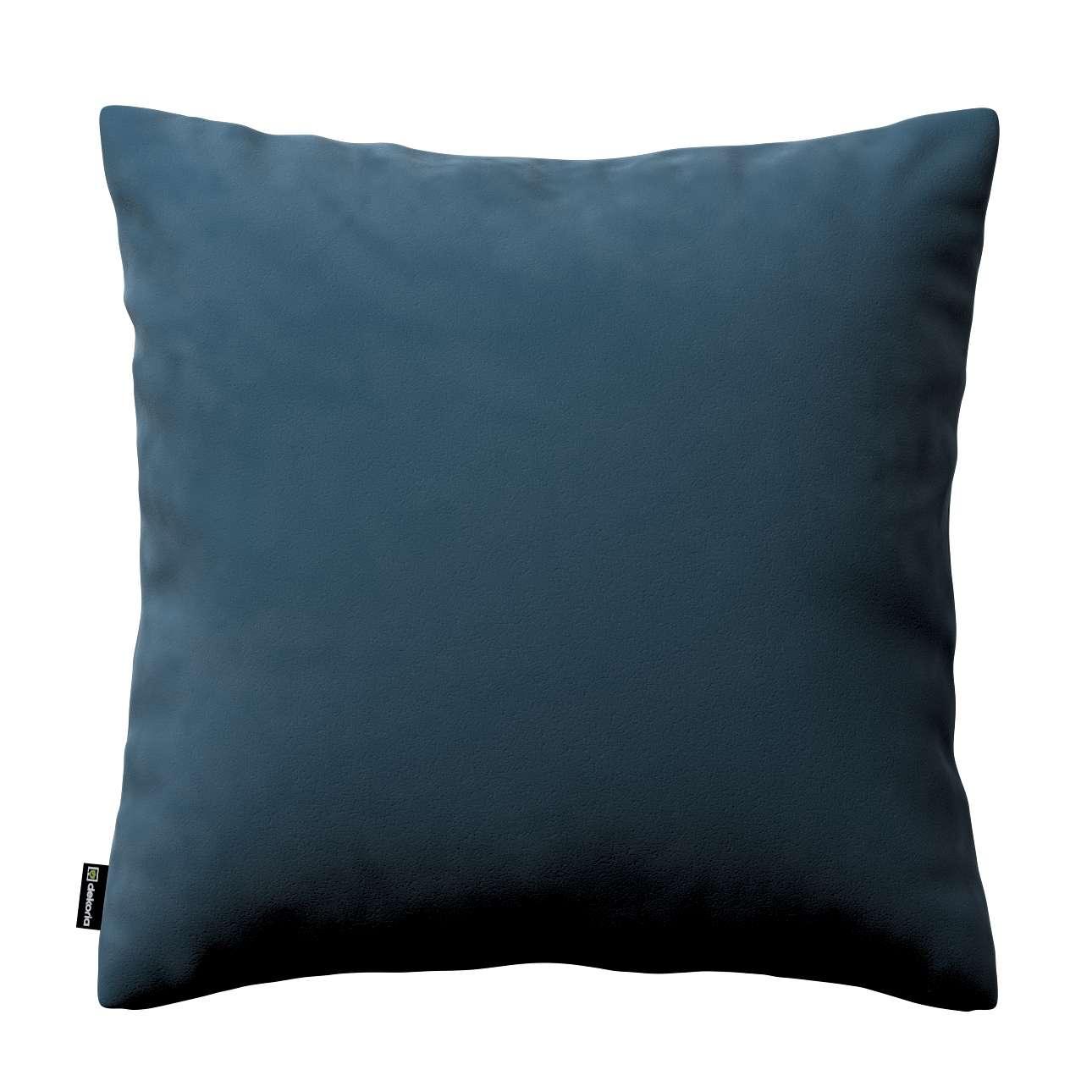 Poszewka Kinga na poduszkę w kolekcji Velvet, tkanina: 704-16