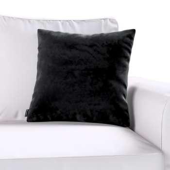Poszewka Kinga na poduszkę w kolekcji Velvet, tkanina: 704-17