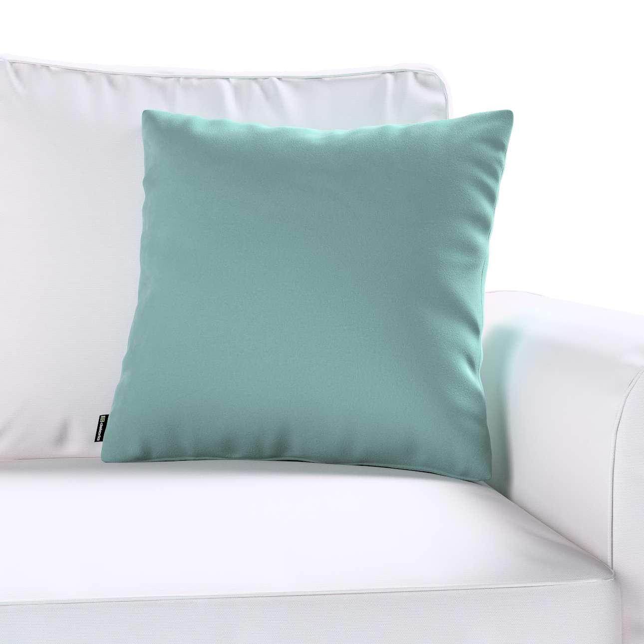 Poszewka Kinga na poduszkę w kolekcji Velvet, tkanina: 704-18