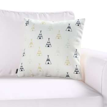 Kinga cushion cover in collection Adventure, fabric: 141-84