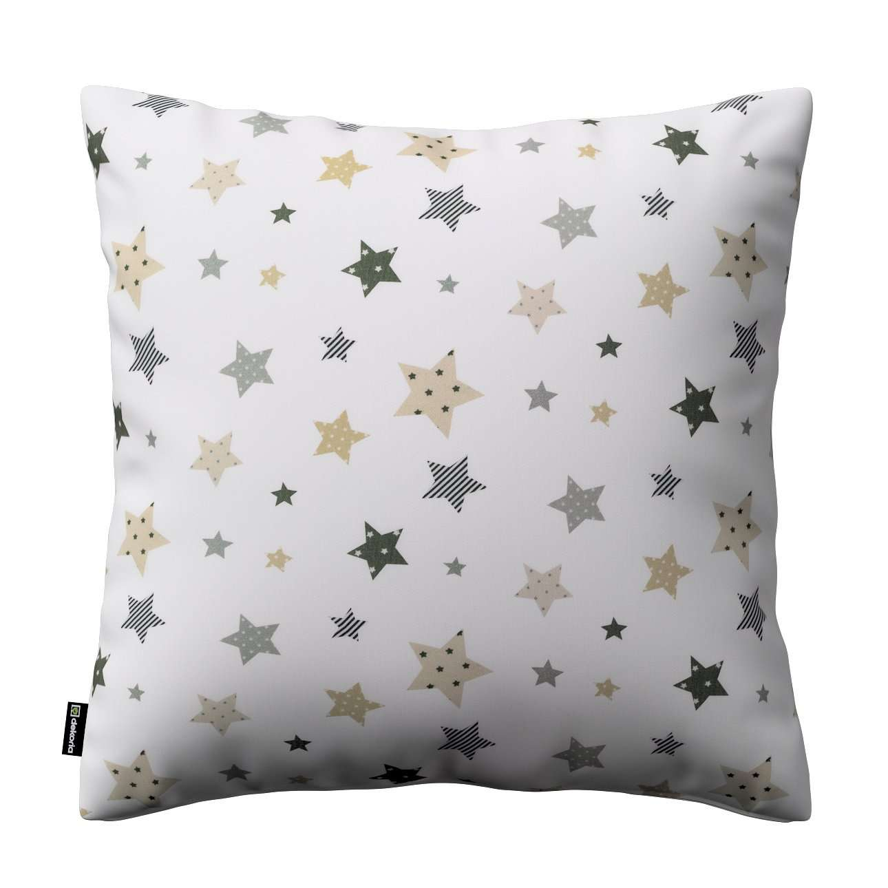 Kinga cushion cover in collection Adventure, fabric: 141-86