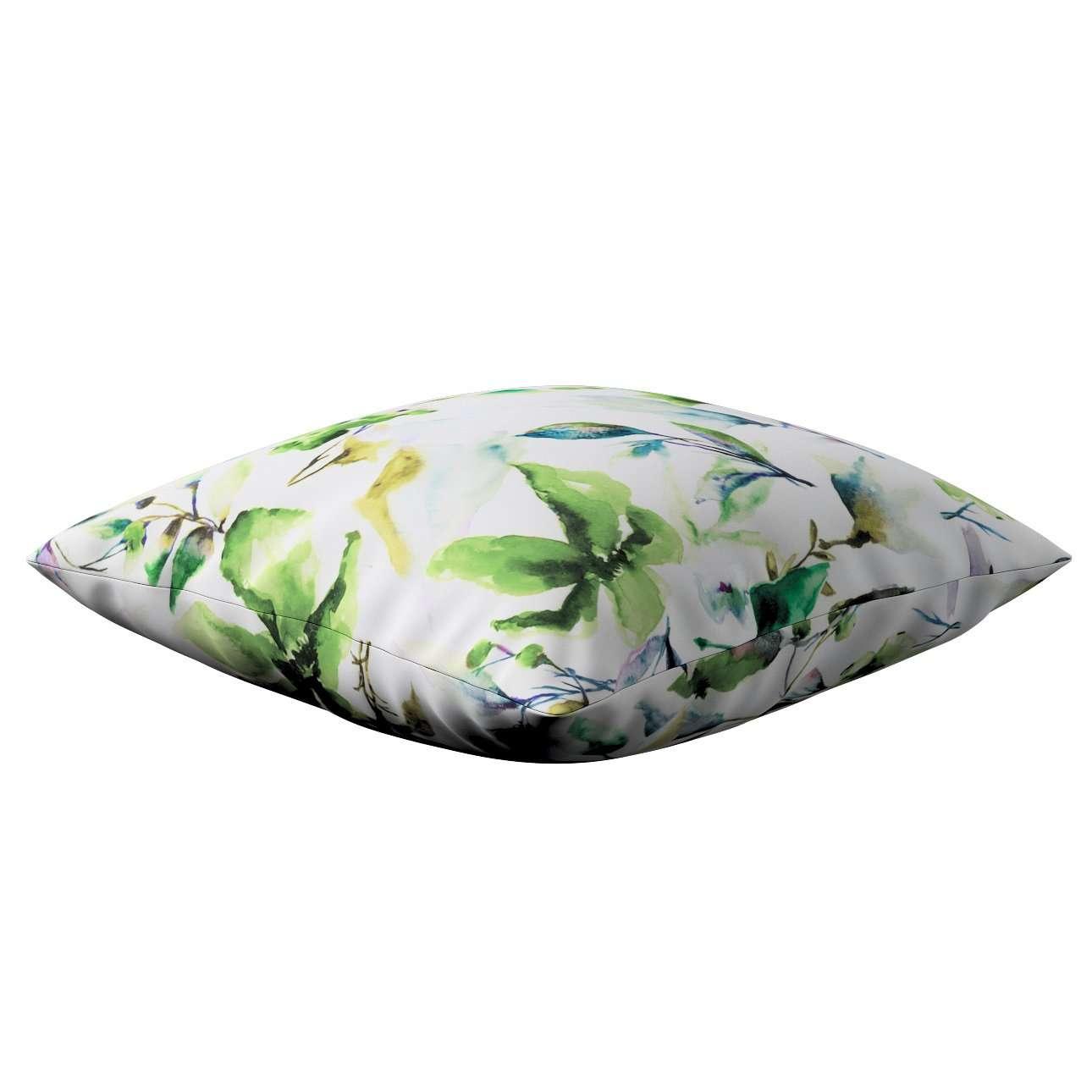 Poszewka Kinga na poduszkę w kolekcji Velvet, tkanina: 704-20