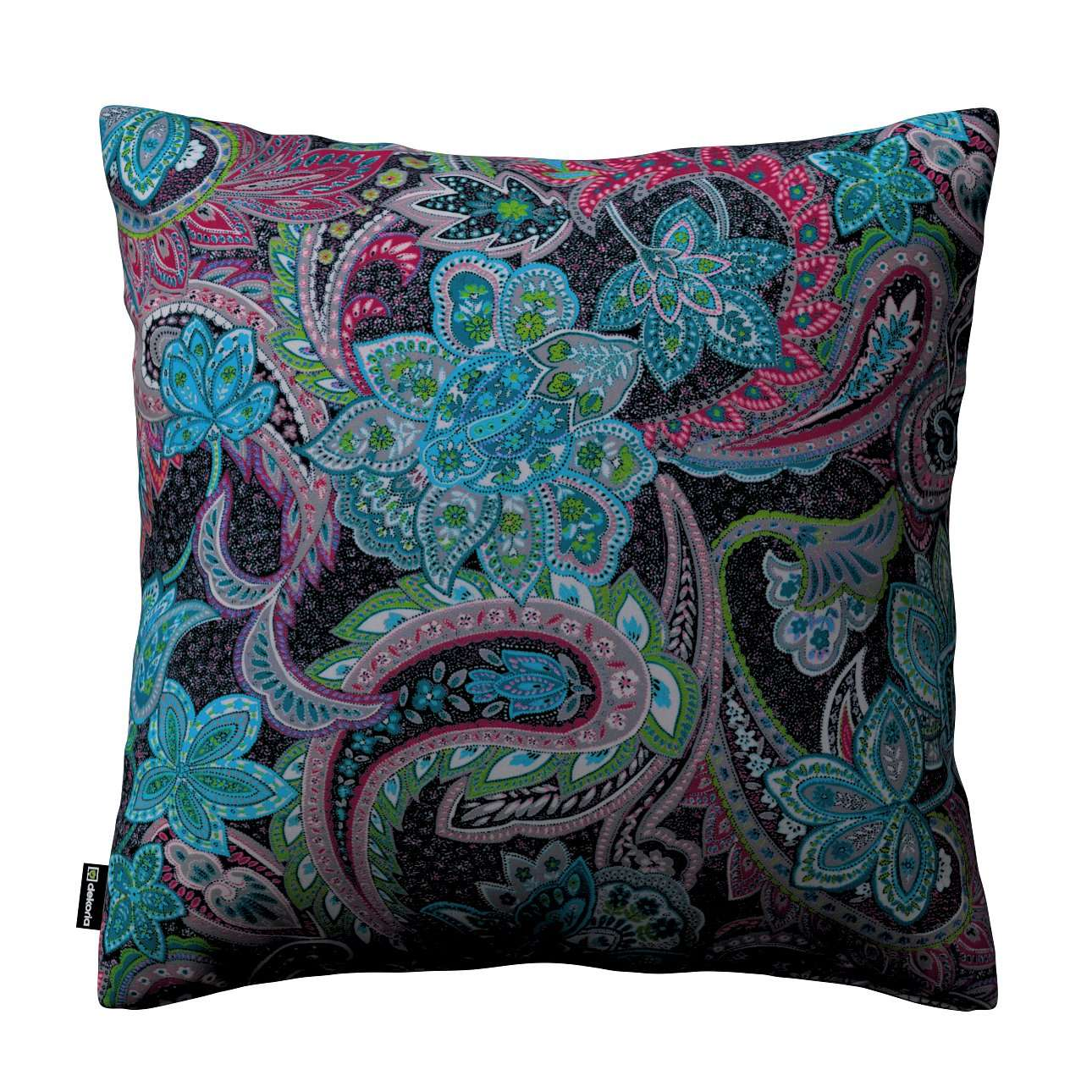 Kinga cushion cover in collection Velvet, fabric: 704-22