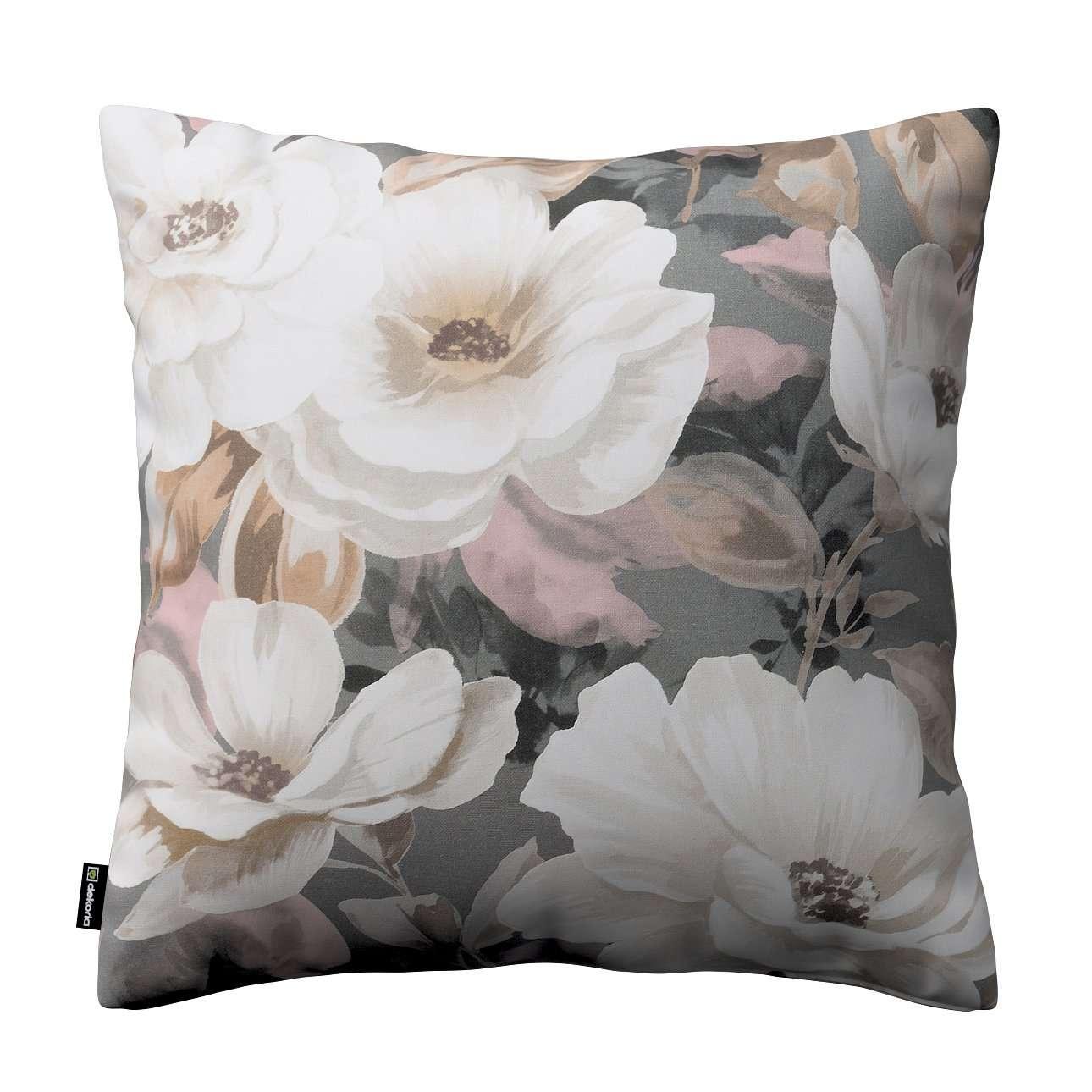 Poszewka Kinga na poduszkę w kolekcji Gardenia, tkanina: 142-13
