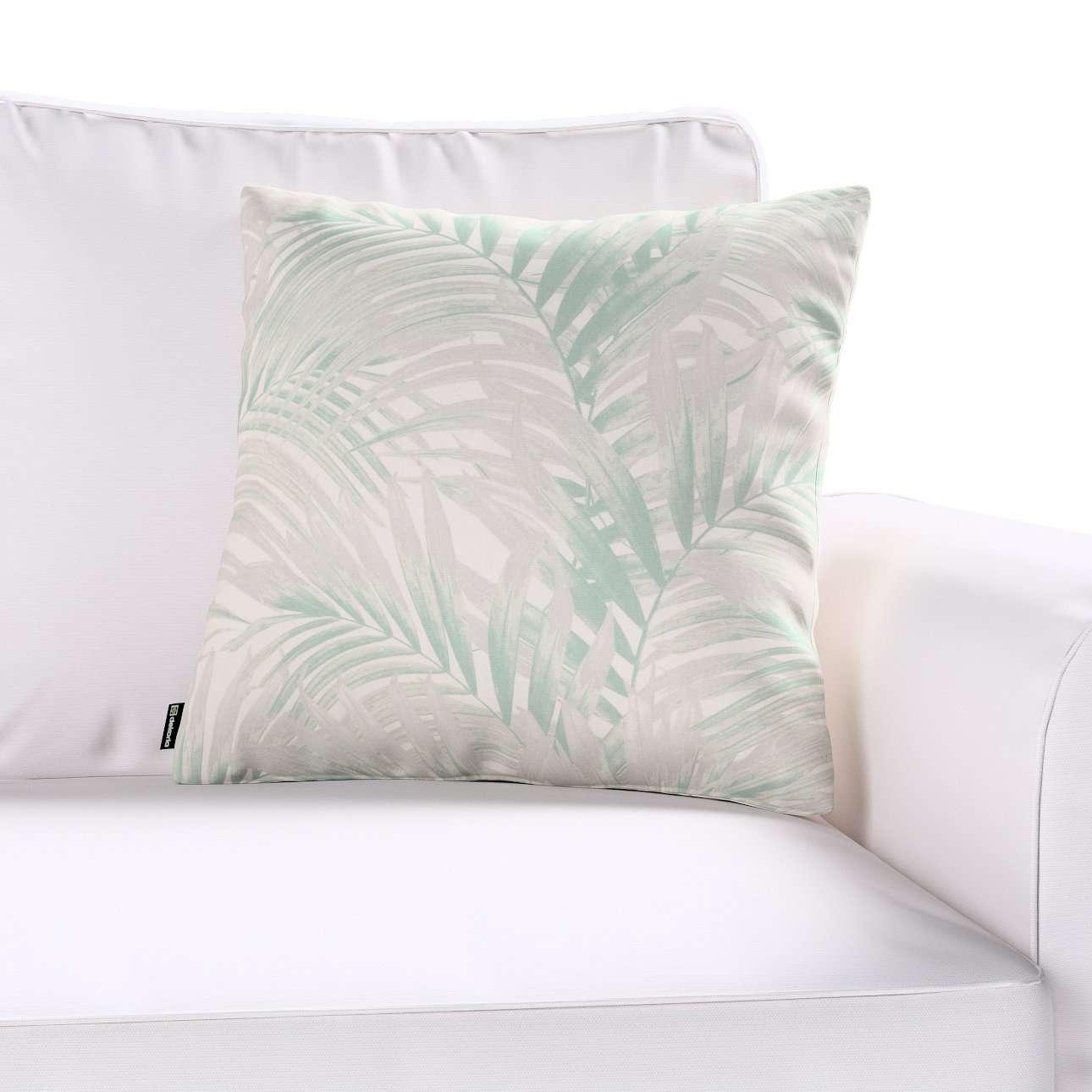 Poszewka Kinga na poduszkę w kolekcji Gardenia, tkanina: 142-15