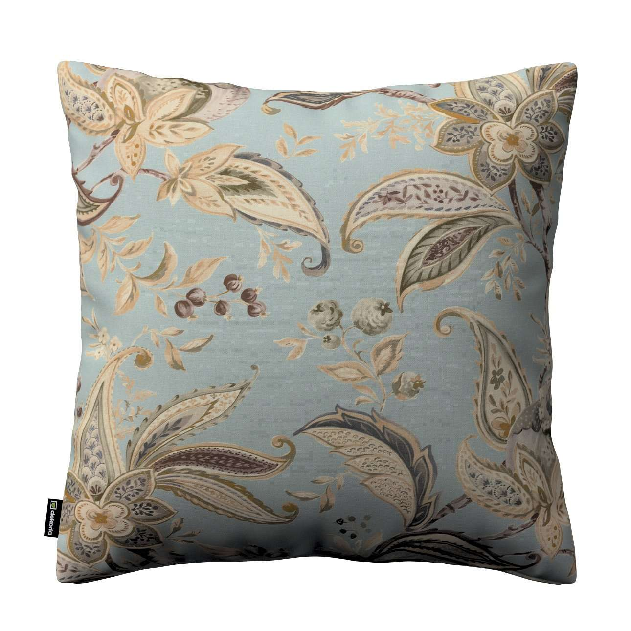 Poszewka Kinga na poduszkę w kolekcji Gardenia, tkanina: 142-18