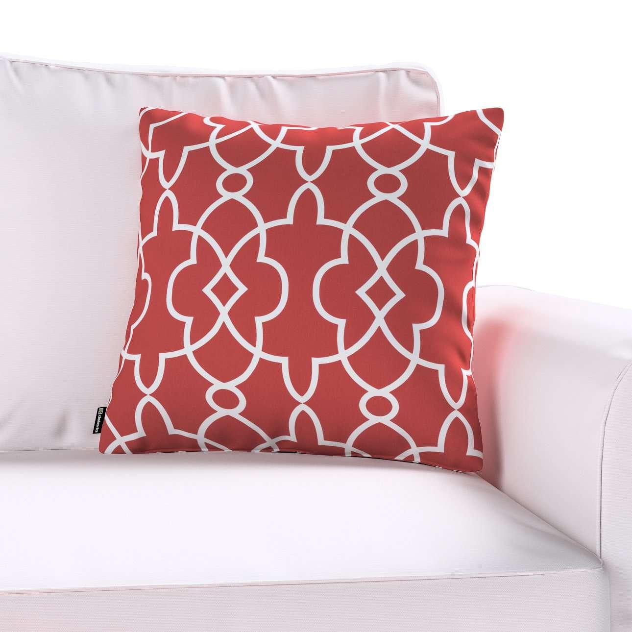 Kinga cushion cover in collection Gardenia, fabric: 142-21