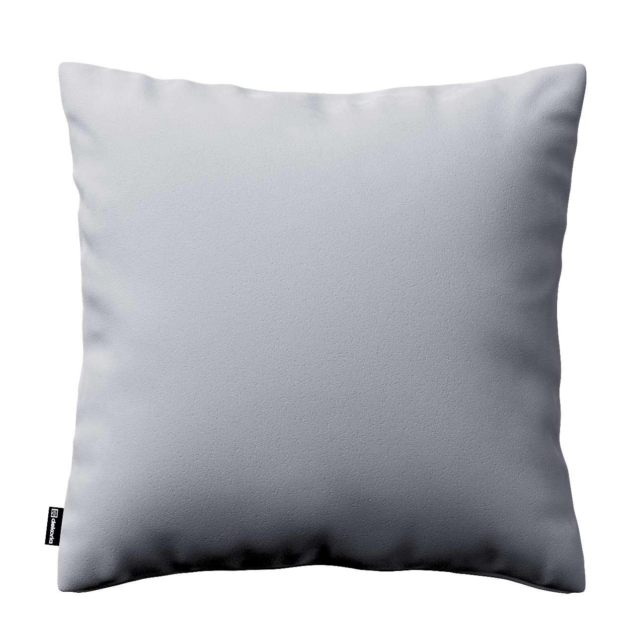 Poszewka Kinga na poduszkę w kolekcji Velvet, tkanina: 704-24