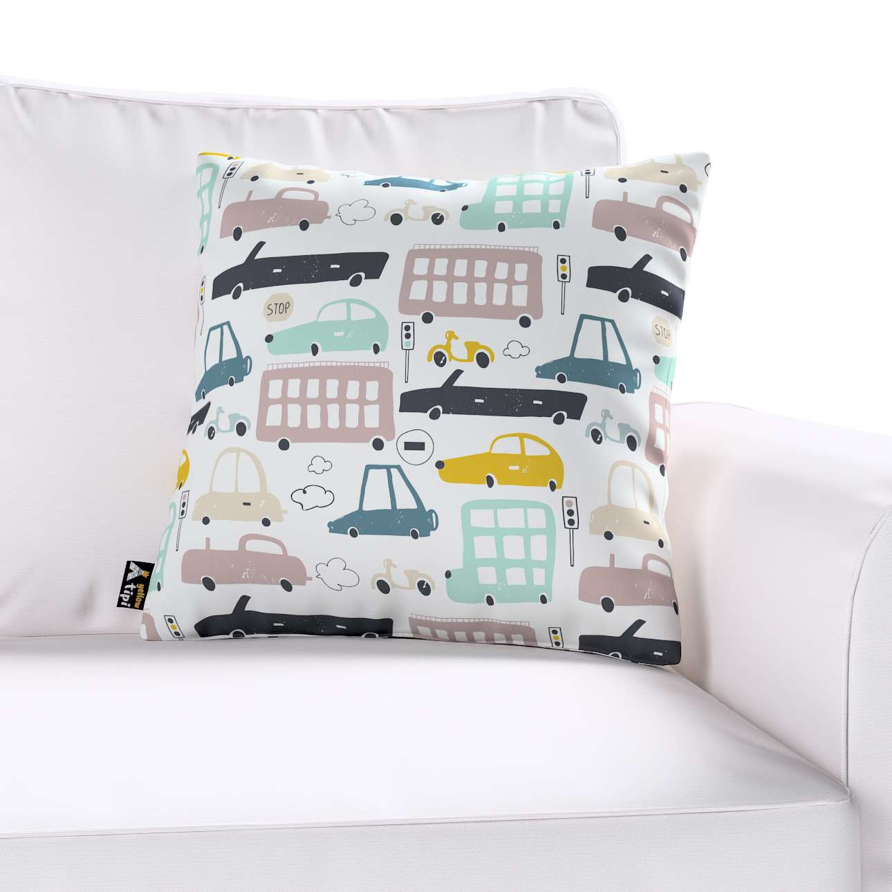 Milly cushion cover in collection Magic Collection, fabric: 500-02