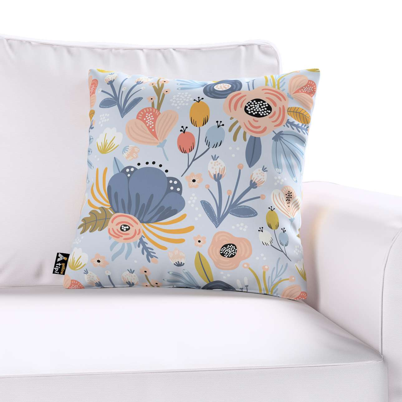 Milly cushion cover in collection Magic Collection, fabric: 500-05