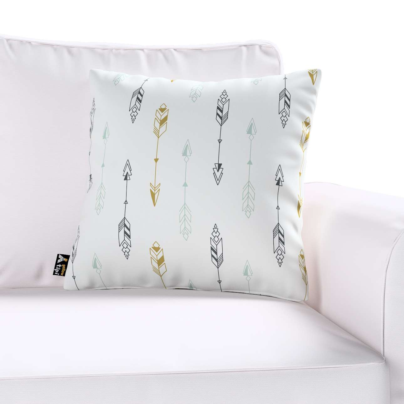 Milly cushion cover in collection Magic Collection, fabric: 500-07