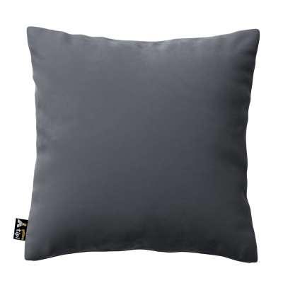 Milly dekoratyvinės pagalvėlės užvakalas 704-12 pilka tamsi Kolekcija Posh Velvet